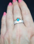 014OH01 stacking rings