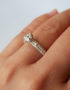 unusual silver ring hidden gem
