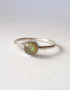 everyday labradorite ring