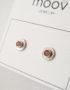 peach moonstone everyday earrings (1)