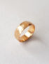 6 mm wide gold ring