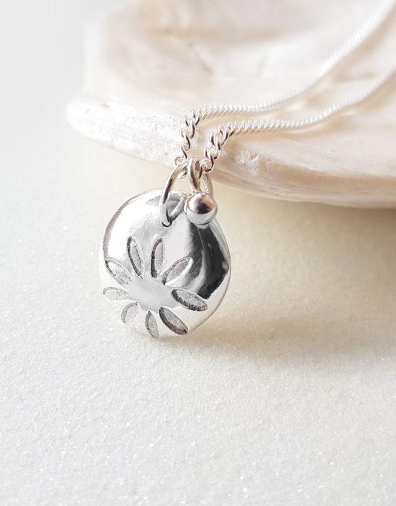 pebble necklace pendant