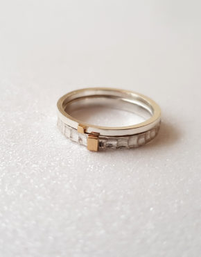 Minimalist Rings Archives Moov Jewelry Handmade Silver Gold