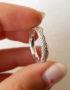 nestandartiniai vestuviniai ziedai vilniuje 3mm