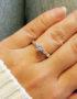 engagement ring instagram
