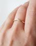solid gold chevron ring2